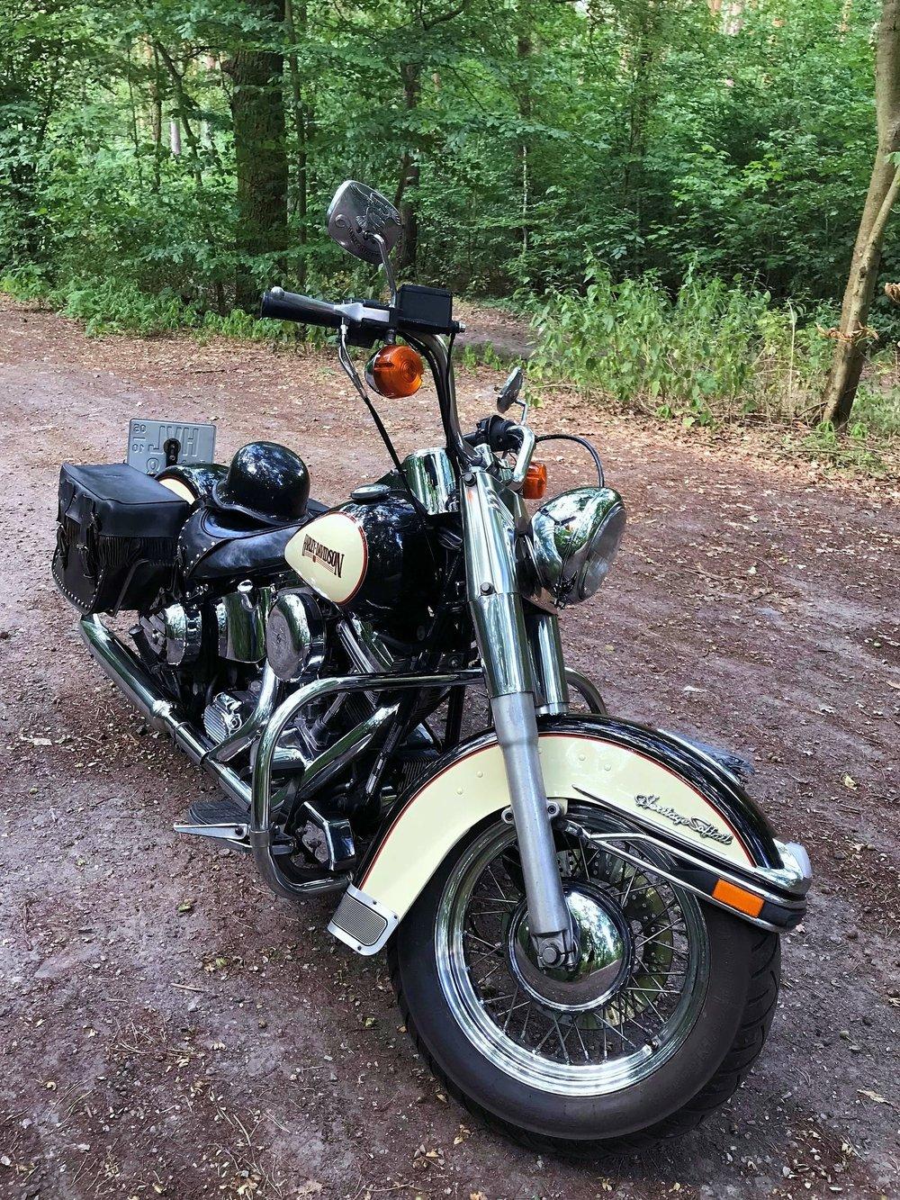 Harley und sonst Nix — grad60.com Dieses Magazin ist im Aufbau