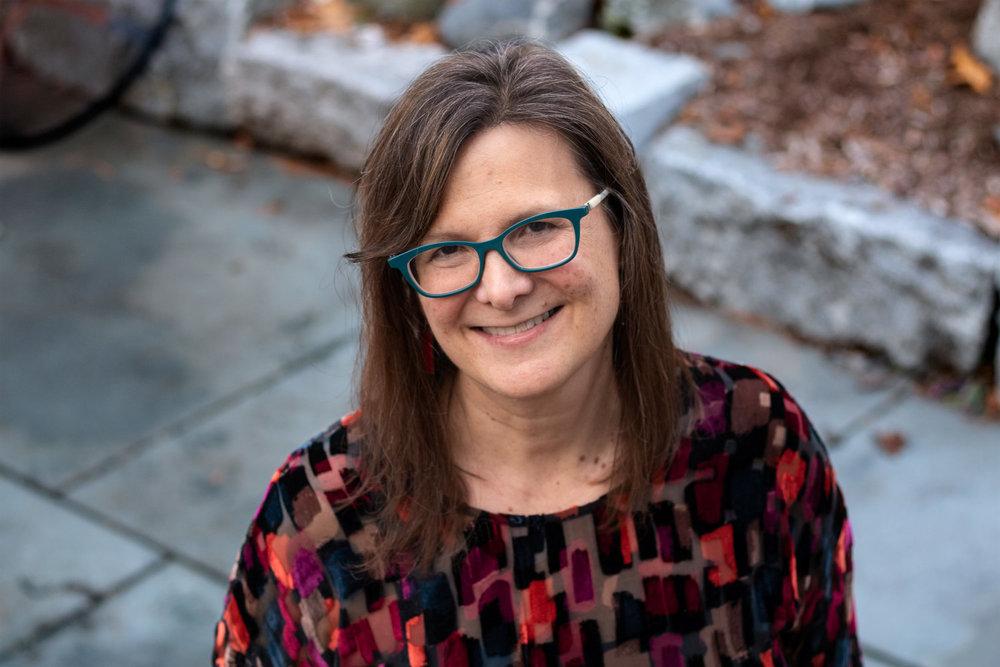 Shannon Scarlett, Principal/Owner/Registered Architect