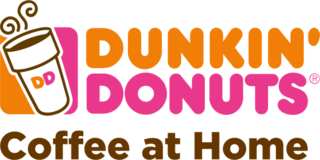 At Home With Dunkin' Donuts