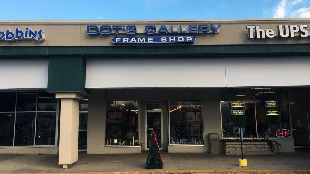 Dot's Gallery Frame Shop