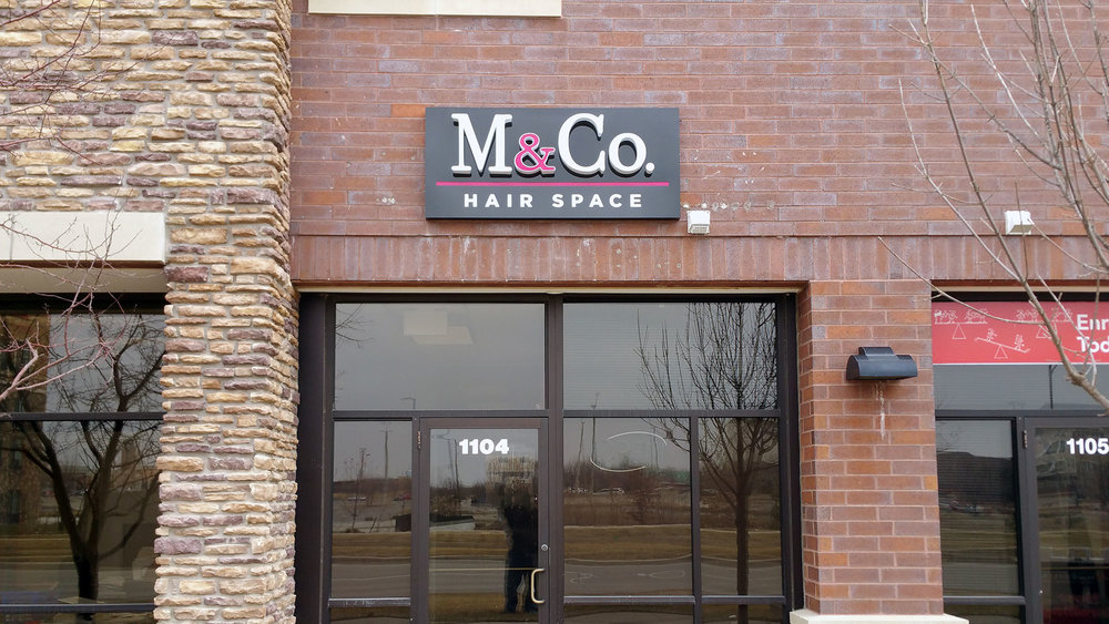 M & Co. Hairspace