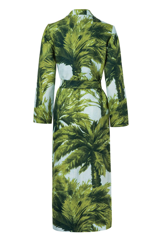 La Palma - Back  Kimono Wrap Coat