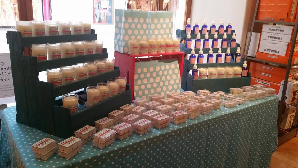 Fresh Scents Soy Candles