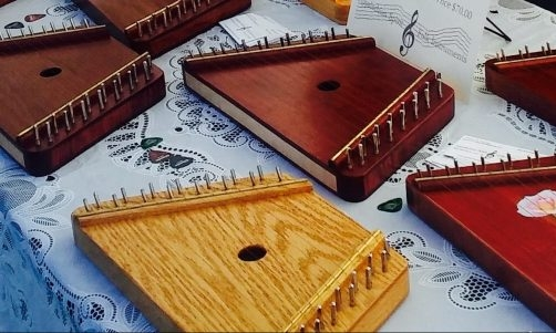 Appalachian Spirit Folk Instruments