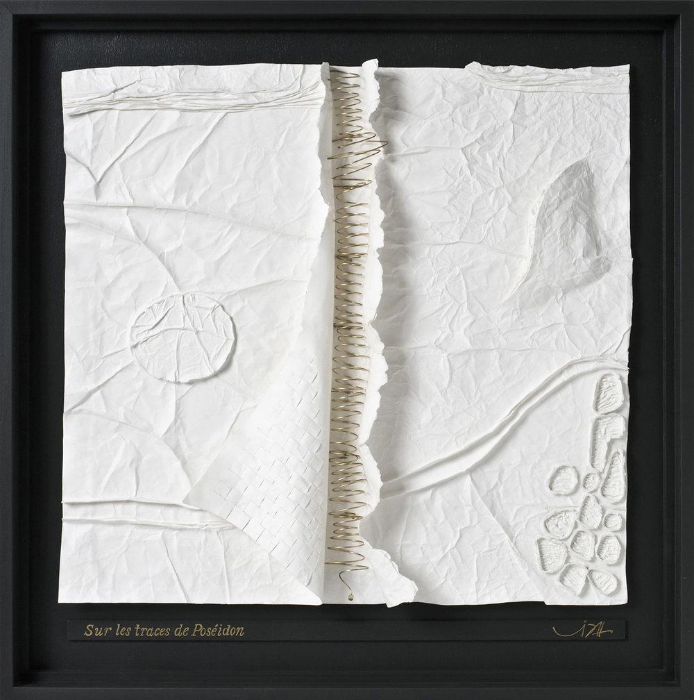 ''Sur les traces de Poséidon''
