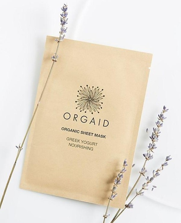 In stock at Siren.  Orgaid Organic Sheet Mask, made with Ecoderma the latest mask material that allows serums to absorb deeper into the skin⁣ ⁣ For extra loving! This nourishing sheet mask is infused with Organic Greek Yogurt to supplement essential skin-loving nutrition to stressed-out skin. Whenever you're in need of some TLC, plop it on for a complexion that's more conditioned, strengthened, and renewed. Specially formulated with Ecoderma fabric technology to allow the serum to absorb deeper into the skin. ⁣ •⁣ •⁣ •⁣ •⁣ •⁣ #cleanbeauty #selfcare #wellness #beauty #greenbeauty #nontoxicbeauty #detoxbeauty #ethicalbeauty⁣ #beautyessentials #ecoluxe #greenbeautyproducts #naturalingredients⁣ #toxinfree #slowbeauty⁣ #naturallysourced #sustainablychic #results #efficacy⁣ #skinhealth #foreveryoung ⁣ #fountainofyouth #naturalbeauty #indiebeauty⁣  #glowgirl #multitasking⁣ #apothecary #selfcare #certifiedsustainable⁣ #redefinebeauty #naturalista