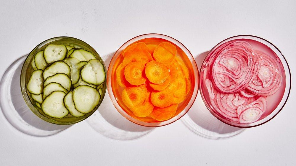 Get pickled! - Lets pickle everything, together.