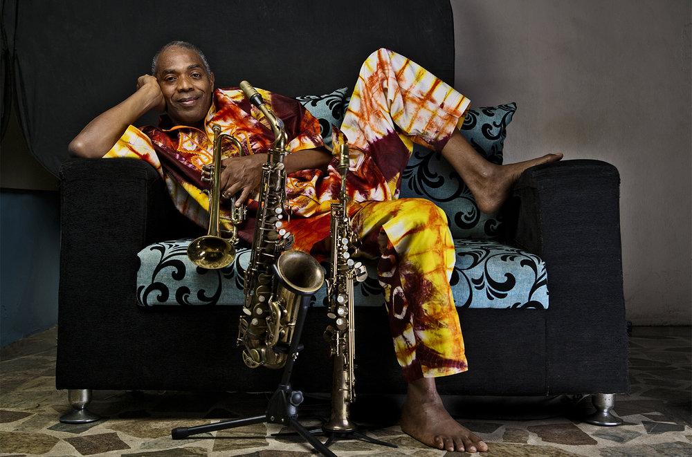 Femi Kuti 10th album! - Femi Kuti, the son of Afrobeat legend Fela Kuti,announces his 10th album
