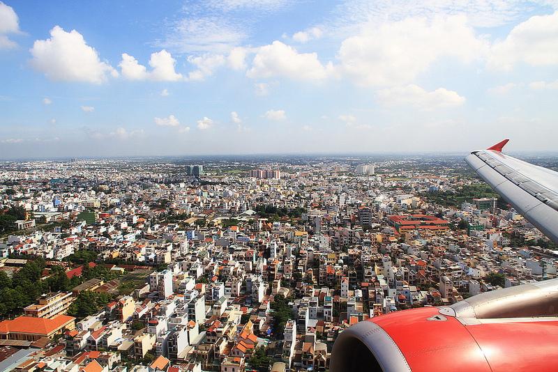 Ho Chi Minh City - Population 8.6 Million