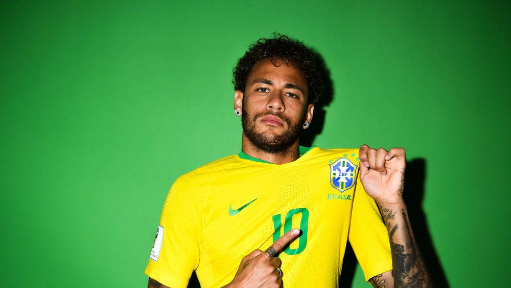 Brazil - Favorites to win