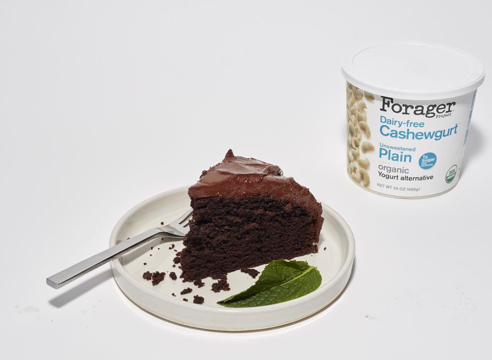 Fudgy Cocoa Cake - For chocoholics!
