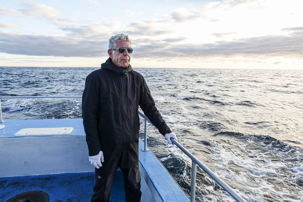 """the definitive Bourdain feature documentary"" - Projected to hit screens as early as 2019"