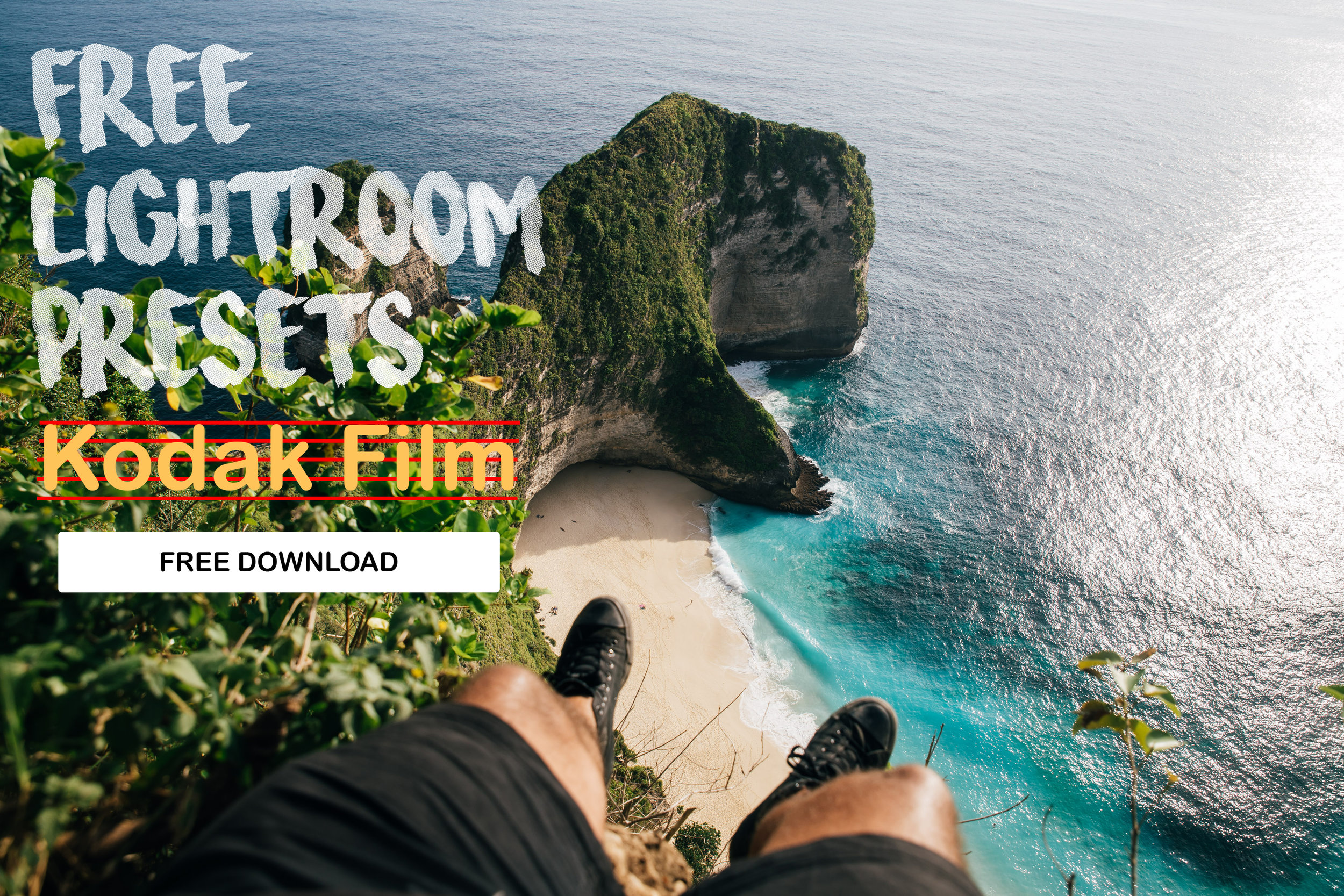 Free Lightroom Presets - Kodak Film — Cody Turner Photography