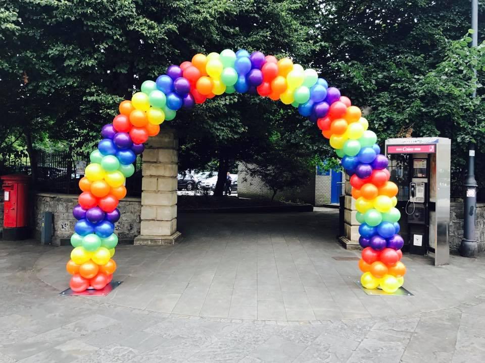 Grand Event Arch Pride
