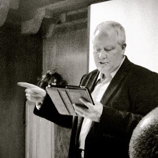 Pastor Alan Shelby.