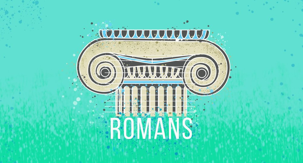 historic Roman ruins