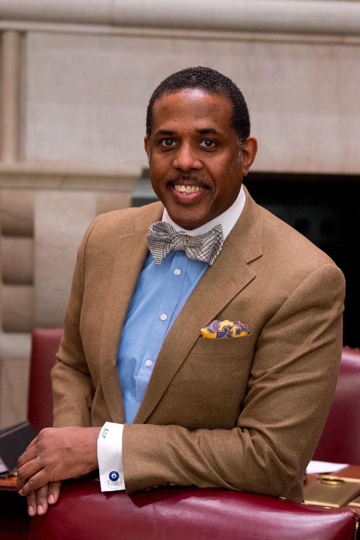 Senator Kevin S. Parker