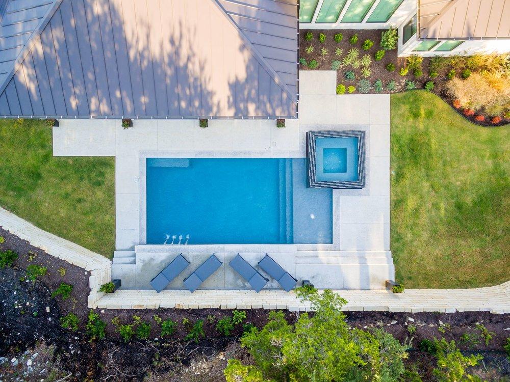 Luxury Pool in Lakeway