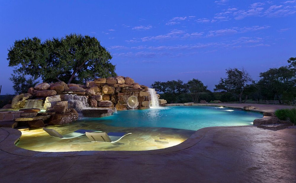 Custom Pool Builder in Lampasas