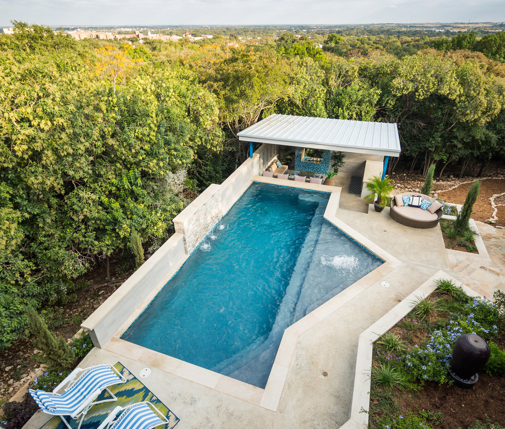 San Marcos Custom Pool Builder