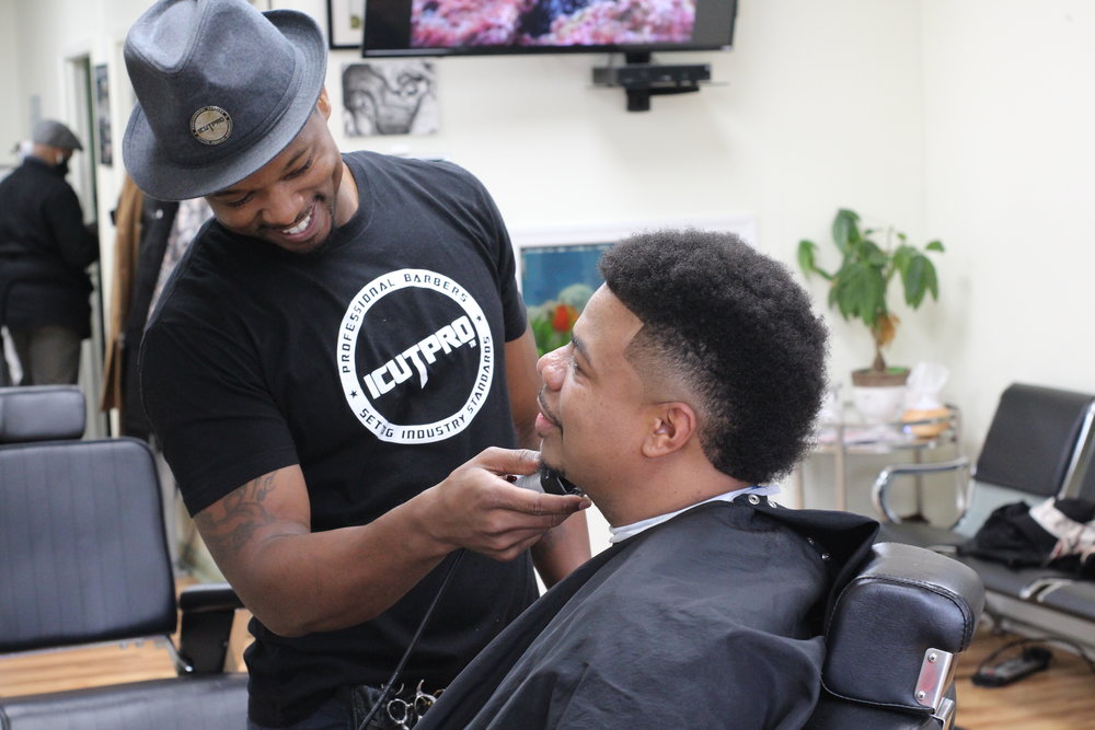 ICUTPRO Tour - Learn how to triple your income as a full-time barber