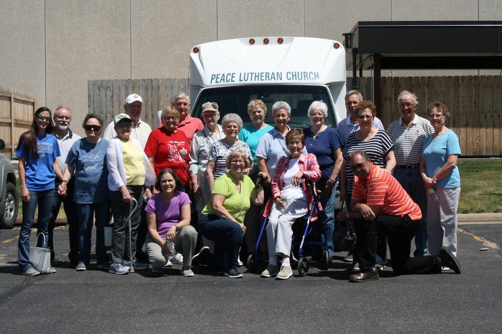Seniors Ministry