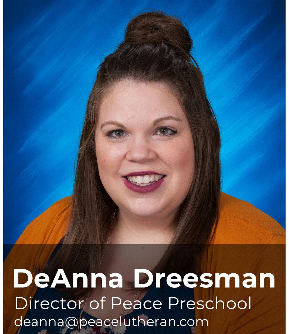 DeAnna Dreesman