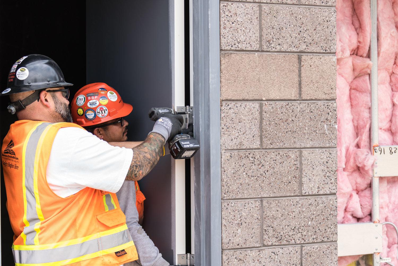Doors, Frames & Hardware   JFM Construction, INC.