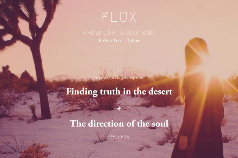 Flux-Joshua-Tree