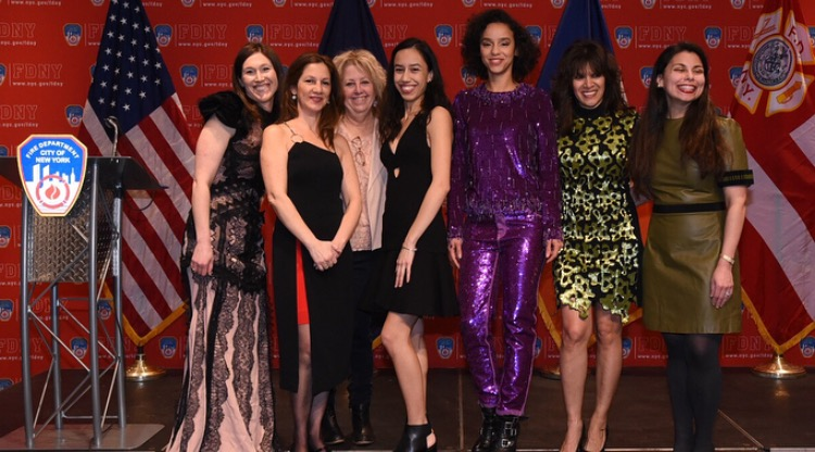 GLITZ - GLAM - GIVE   Saturday March 10, 2018 from 11am - 4pm, NYC fire museum  Empowering women in the workplace and the women behind our everyday heroes through influence, fashion cancer prevention education & make-up.  Cost: $25.00/pp