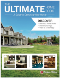 Each home inspection comes with THE ULTIMATE HOME BOOK. A 96 page booklet equipped with home maintenance tip, energy saving tips and educates you on how your home works!    Compliments of PGR Home Inspections.