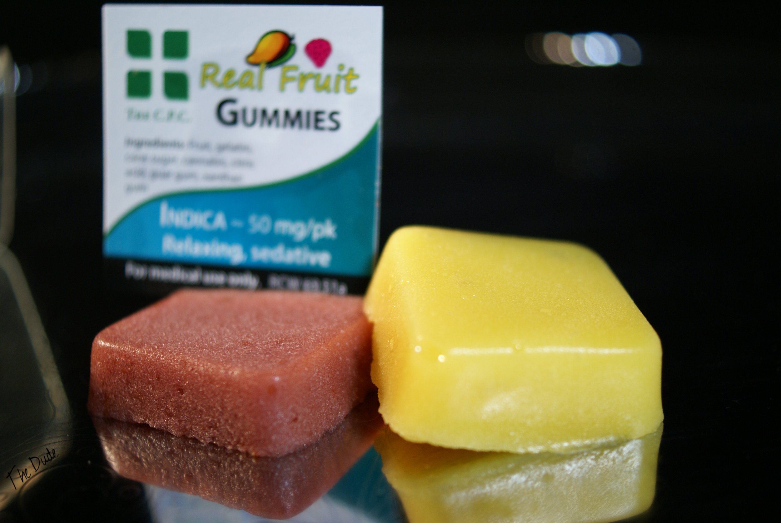 Medical Cannabis Indica Edibles for legal mmj use in Seattle