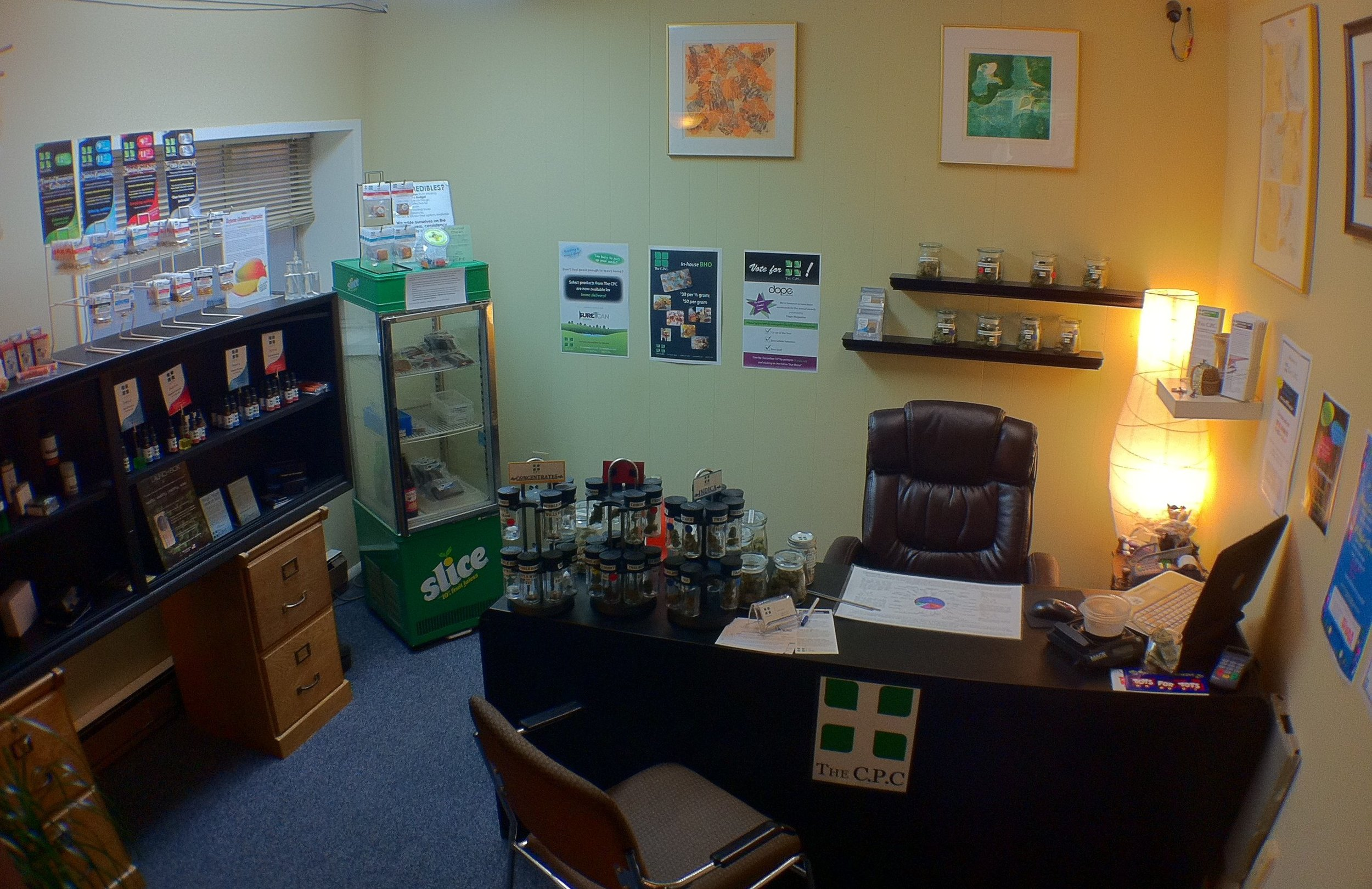 The CPC Office #1