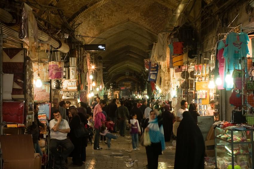 Bazaar InTehran