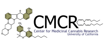 Center for medical cannabis research UC san diego california logo