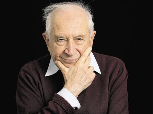 Raphael Mechoulam Headshot photo
