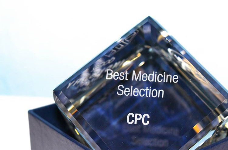Crystal Award Best Medicine Selection CPC.jpg