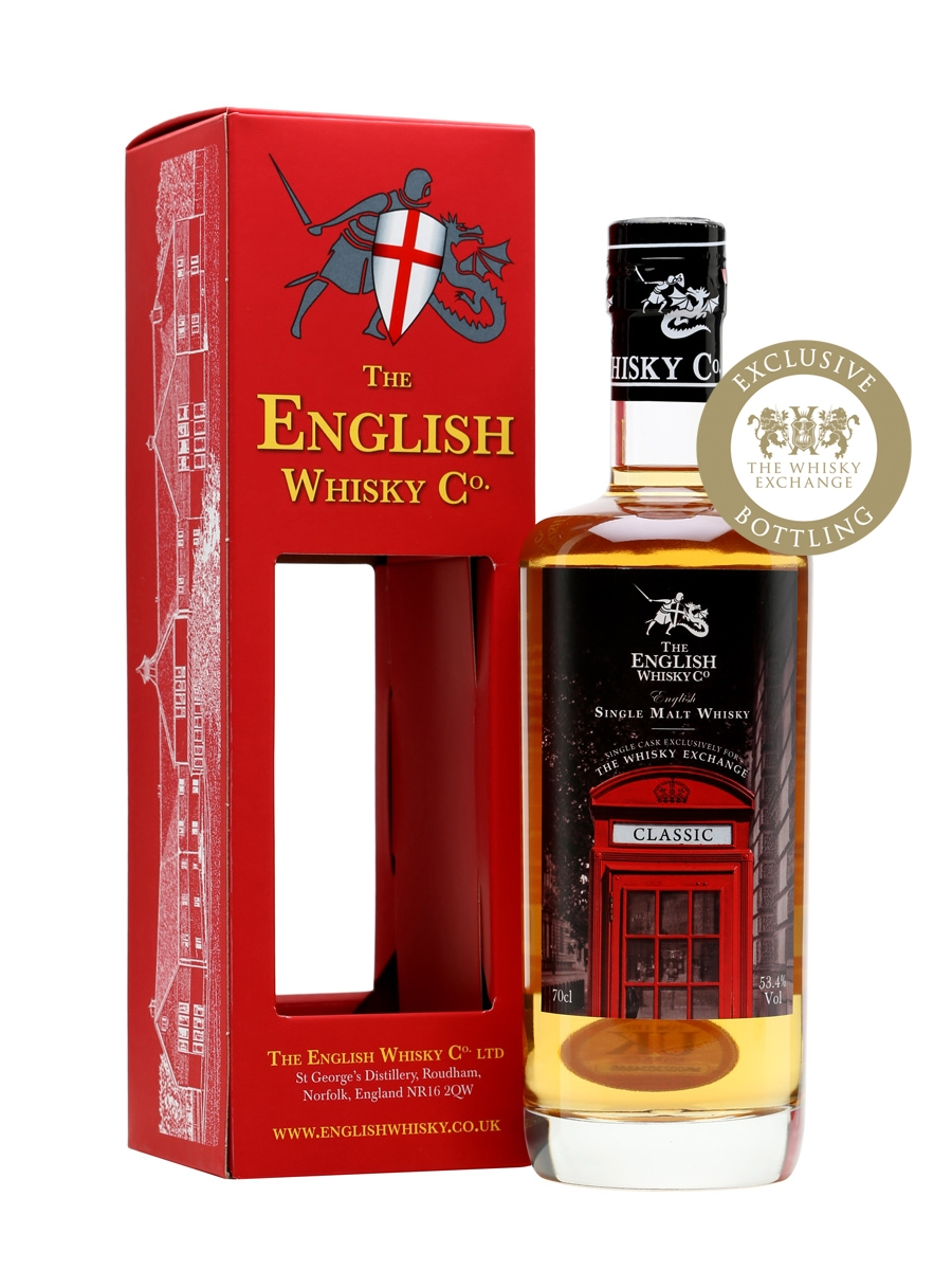 The English Whisky Co. Single Malt Whisky Limited Edition