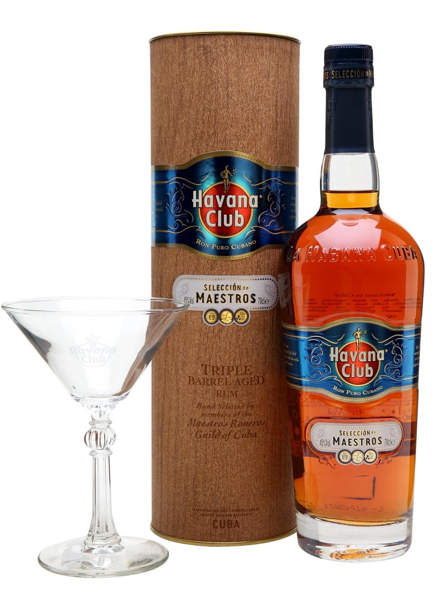 Havana Club Selección de Maestro