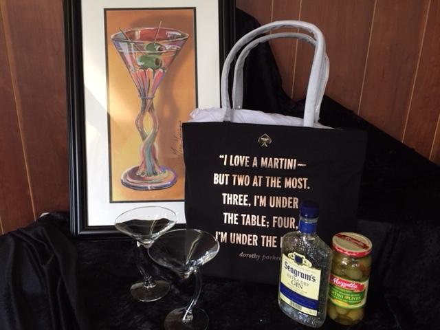 I Love a Martini