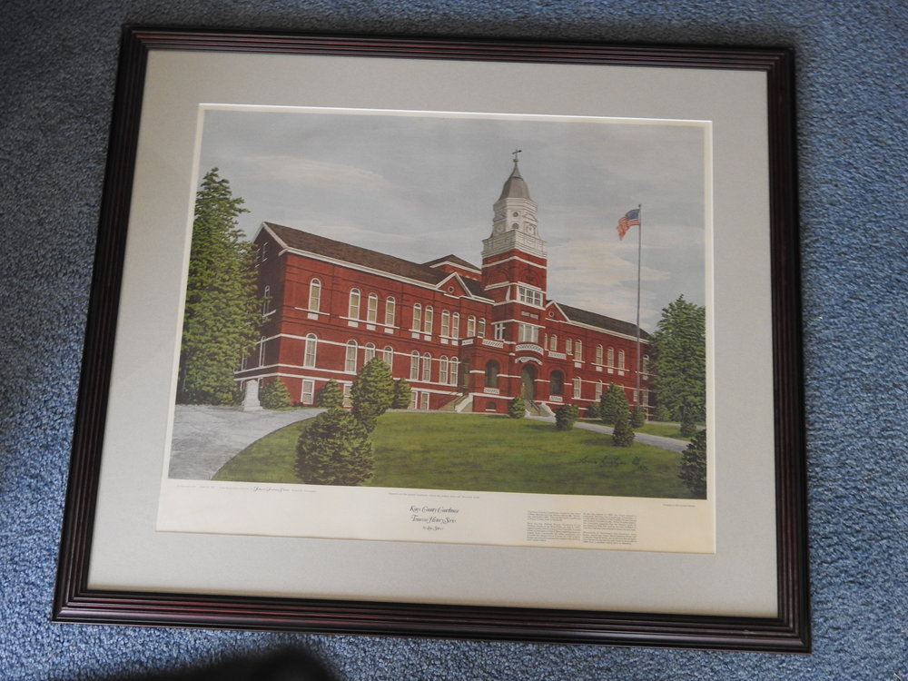 Tennessee History Series - Knox County Courthouse