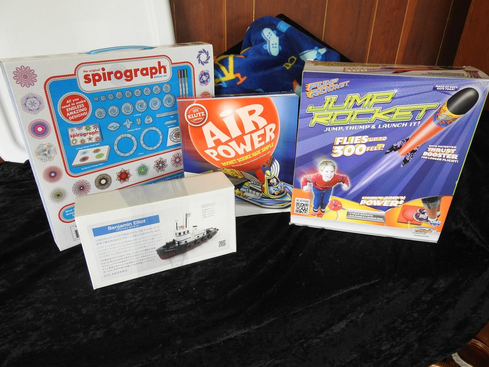 Kids' Toy Pack