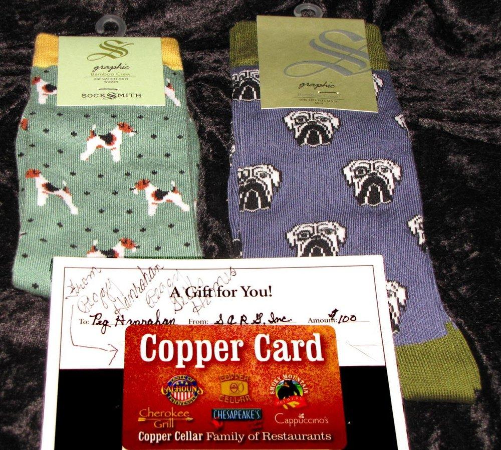 Copper Card