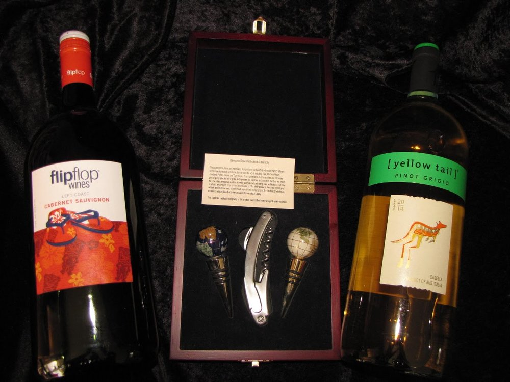 Worlds of Wine