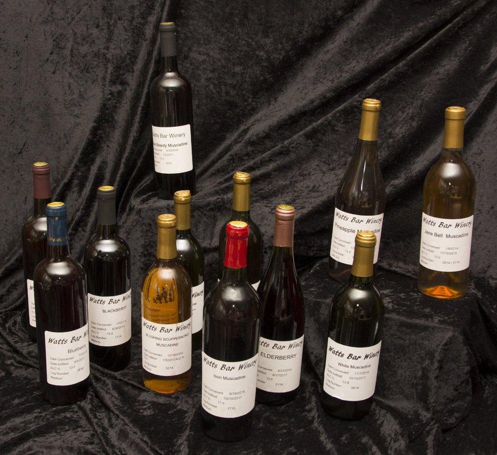 Watts Bar Winery