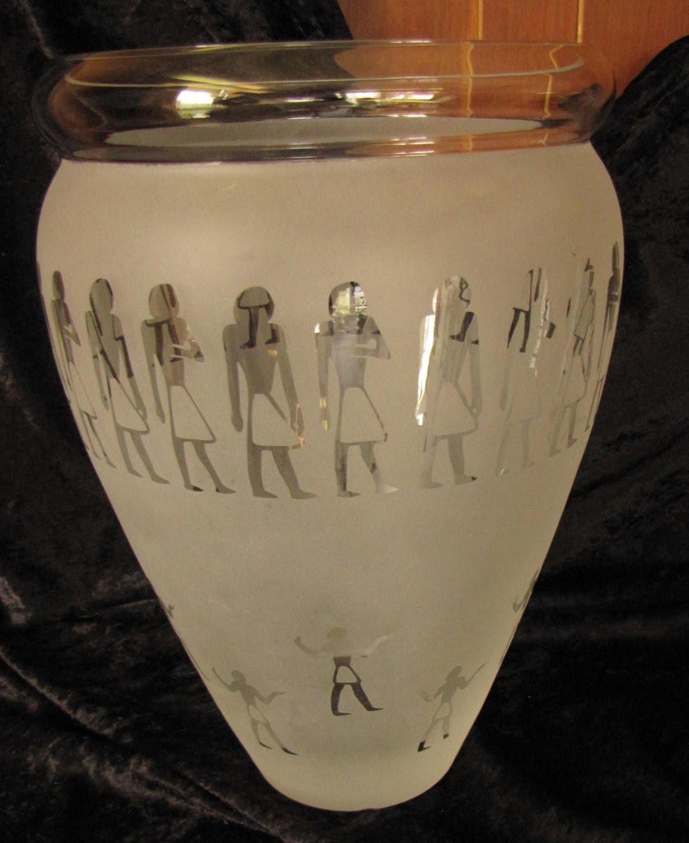 Egyptian Vase
