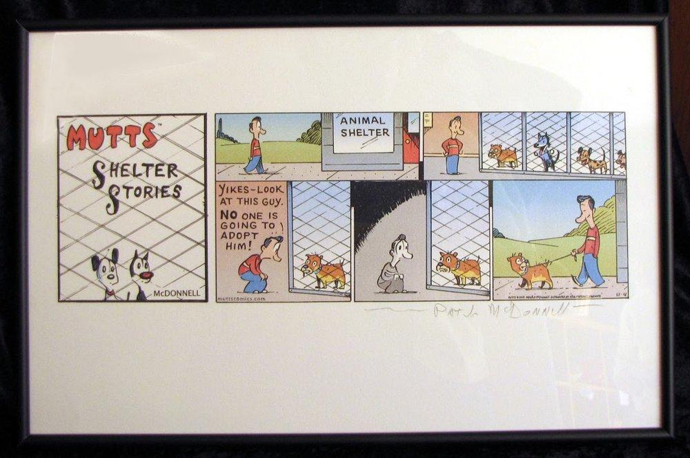 Mutts Shelter Stories Cartoon