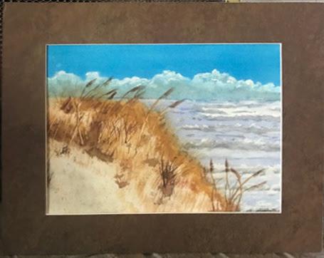 North Carolina Sand Dune
