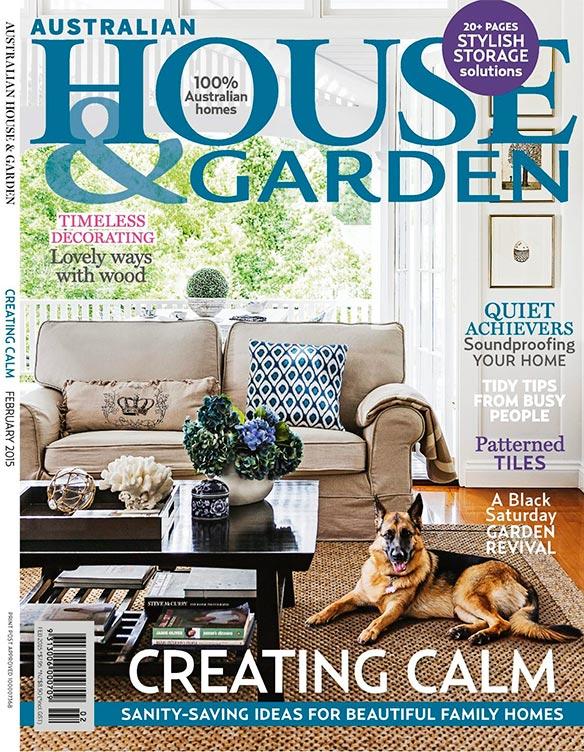 House & Garden, Feb 2015