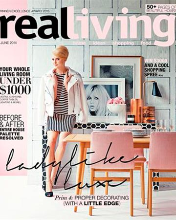 Real Living, June 2014